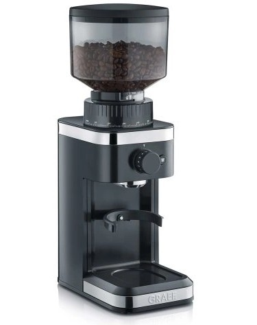 Graef CM 502 - 2,08 kg - 135 mm - 205 mm - 397 mm - Coffee hopper - Large and small holder