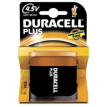 Duracell Plus Power MN1203 - Batterie 4.5V