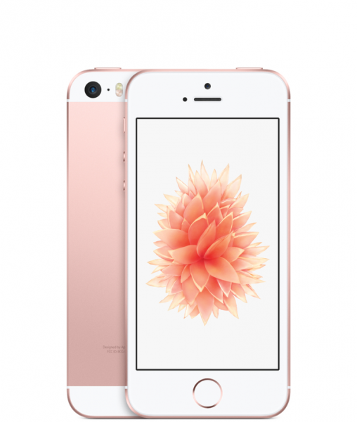 Apple iPhone SE - Smartphone - 12 MP 16 GB - Gold