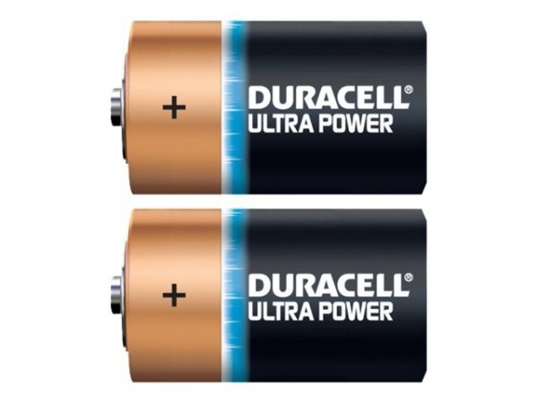 Duracell Ultra MX1300 - Batterie 2 x D - Alkalisch
