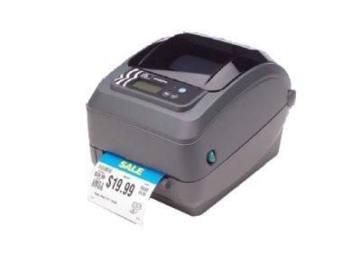 Zebra GX Series GX420t - Etikettendrucker - Thermodirekt / Thermotransfer - Rolle (10,8 cm)