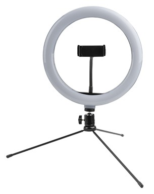 4smarts LoomiPod Mini - 3 Bein(e) - Schwarz - Weiß - 35 cm