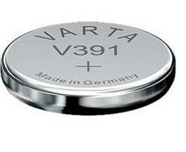Varta V 391 - Batterie SR55 - Silberoxid - 40