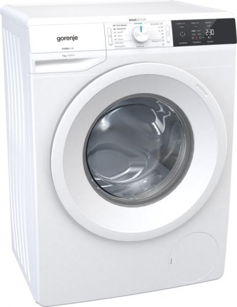 Gorenje WE74S3P - Waschmaschine - freistehend