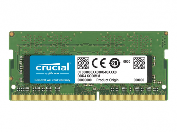 Crucial DDR4 - Modul - 32 GB - SO DIMM 260-PIN