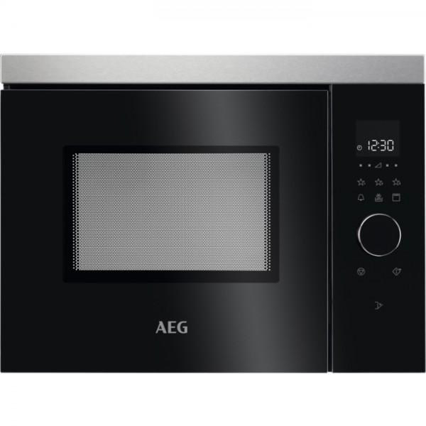 AEG Power Solutions AEG MBB1755DEM - Mikrowellenofen mit Grill - eingebaut