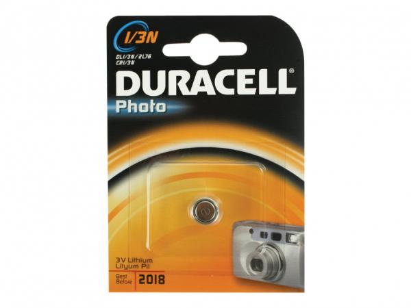 Duracell DL1/3N - Batterie CR1/3N - Li