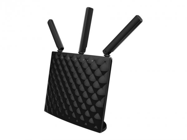 Tenda AC15 - Wireless Router - 3-Port-Switch