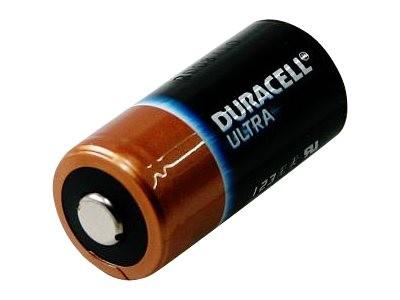 Duracell Ultra 123 - Kamerabatterie 2 x CR123A