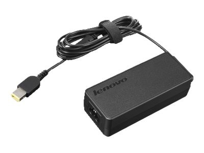 Lenovo ThinkPad 65W AC Adapter (Slim Tip) - Netzteil - 65 Watt - Europa - für ThinkPad - B-Ware