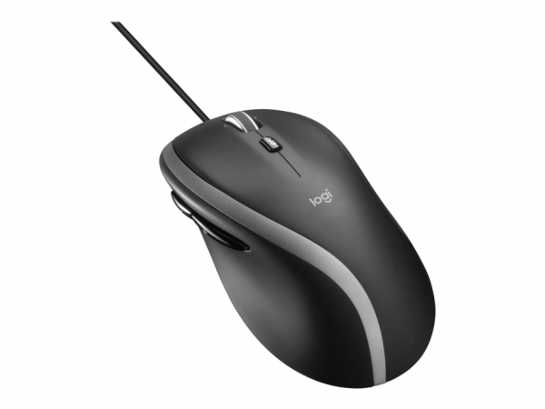 Logitech M500s Advanced Corded Mouse - Maus - optisch
