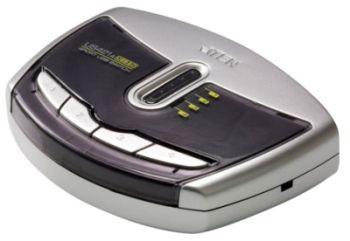 ATEN US421A Tastatur/Video/Maus (KVM)-Switch