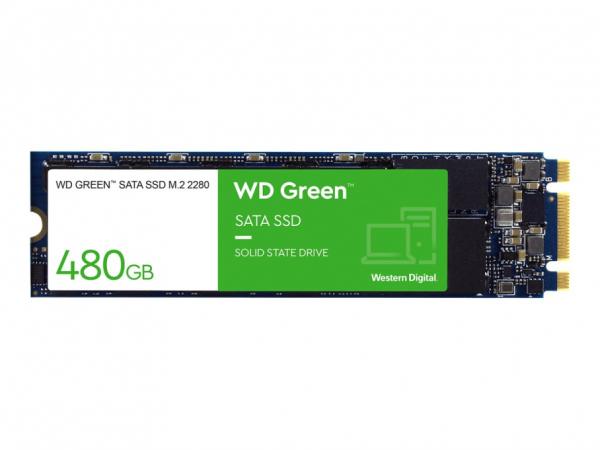 WD Green SSD WDS480G2G0B - 480 GB SSD - intern