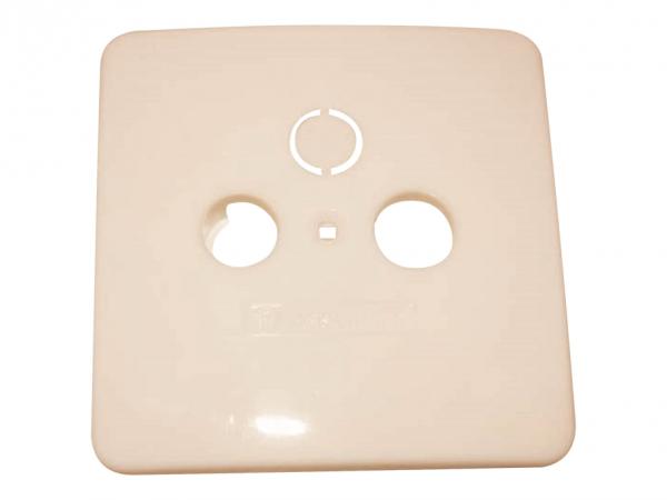 Triax AD 23 - Abdeckung für Ausgänge - Oyster White