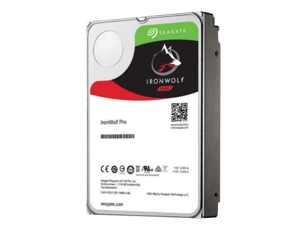 Seagate IronWolf Pro ST6000NE000 - Festplatte - 6 TB - intern - 3.5 in (8.9 cm)