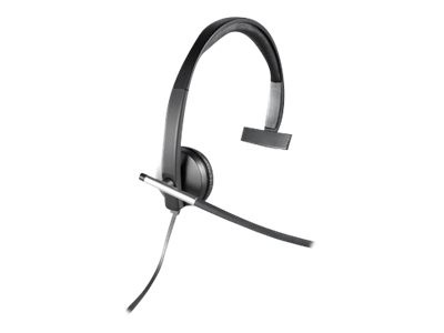 Logitech USB Headset Mono H650e - Headset - On-Ear