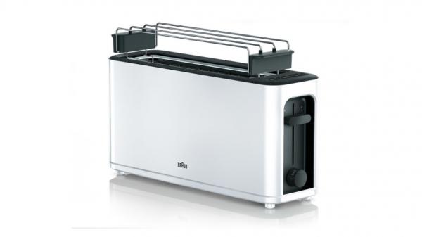 Braun PurEase HT3110WH - Toaster - 1 Steckplatz