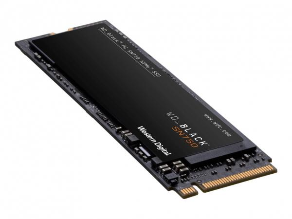 WD Black SN750 NVMe SSD WDS100T3X0C - 1 TB SSD - intern - M.2 2280 - PCI Express 3.0 x4 (NVMe)