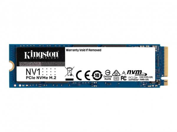 Kingston 1 TB SSD - intern - M.2 2280 - PCI Express 3.0 x4 (NVMe)