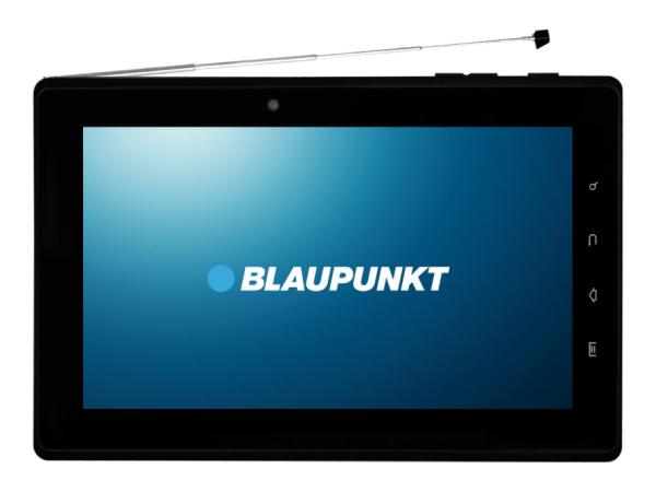 "Blaupunkt Endeavour TV seven - Tablet - Android 4.0 - 8 GB - 17.8 cm (7"")"