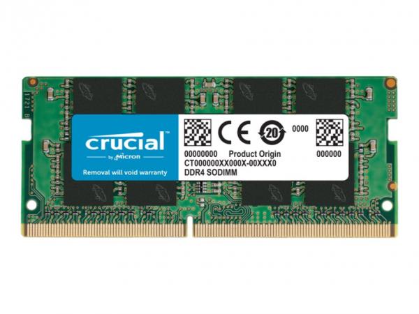 Crucial DDR4 - Modul - 4 GB - SO DIMM 260-PIN