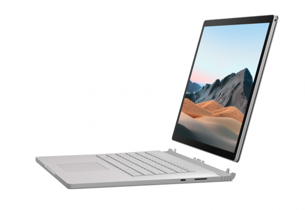 Microsoft Surface Book 3 - Tablet - mit Tastatur-Dock - Core i7 1065G7 / 1.3 GHz - Win 10 Pro - 32 G