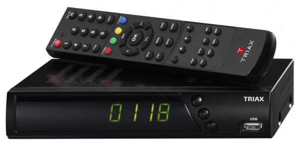 Triax S-HD 11 - Satelliten-TV-Empfänger