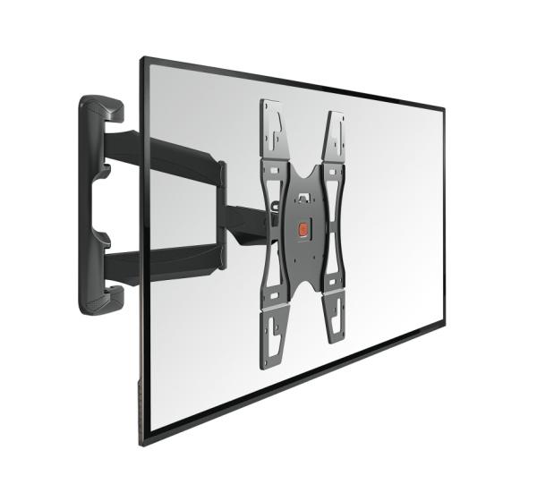 Vogel's BASE 45 M - Befestigungskit (Wandmontage) für Flachbildschirm (Neigen und drehen)