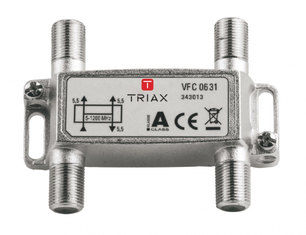 Triax VFC 0631 - RF-Splitter