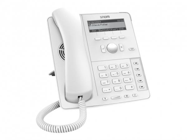 Snom D715 - VoIP-Telefon - dreiweg Anruffunktion