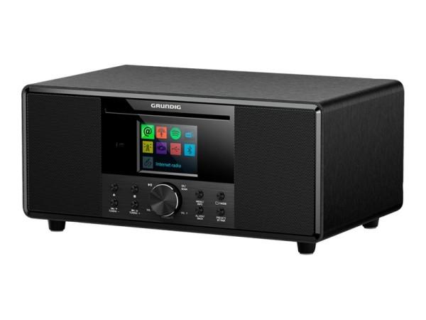Grundig DTR 7000 - Audiosystem - 32 Watt (Gesamt)