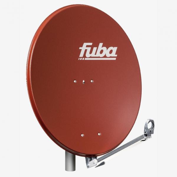 Fuba DAL 800 R - 10,75 - 12,75 GHz - 36.8 - 38.5 - 27 dB - 0 - 90° - 25° - 2,2°