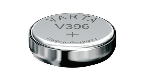 Varta V 396 - Batterie SR59 - Silberoxid - 25