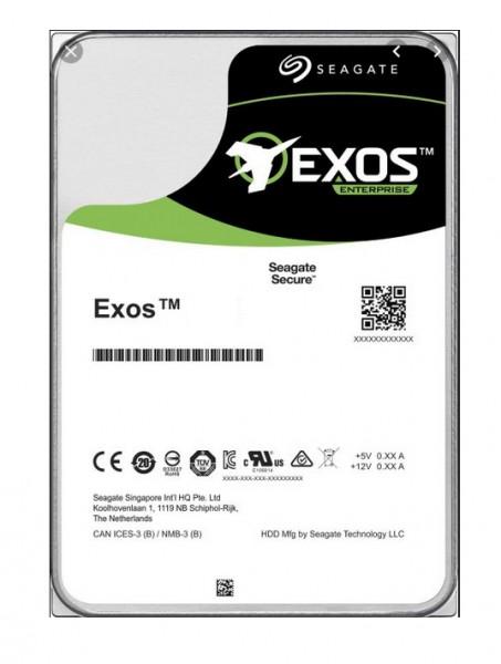 Seagate Exos X16 ST14000NM001G - Festplatte - 14 TB