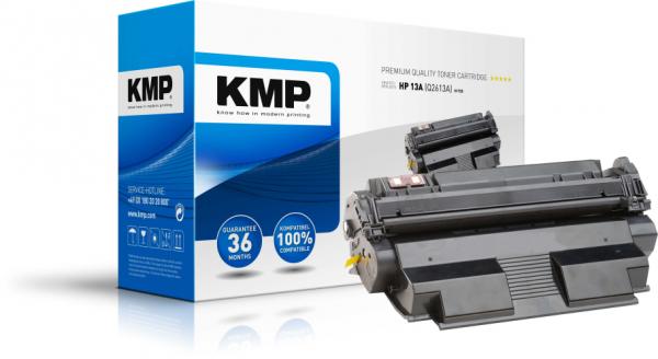 KMP Toner HP Q2613X comp. black 10000 S. H-T25 remanufactured - Wiederaufbereitet - Kompatibel
