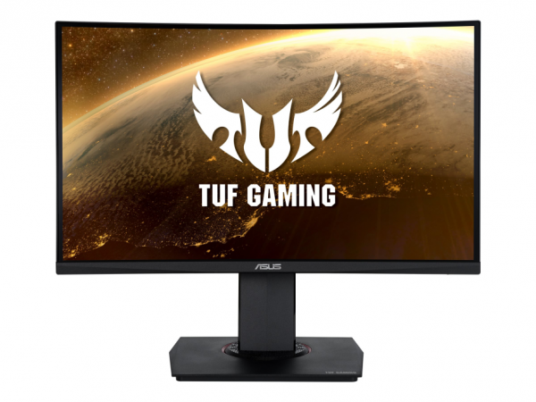 ASUS TUF Gaming VG24VQ - LED-Monitor - gebogen - 59.9 cm (23.6 in)