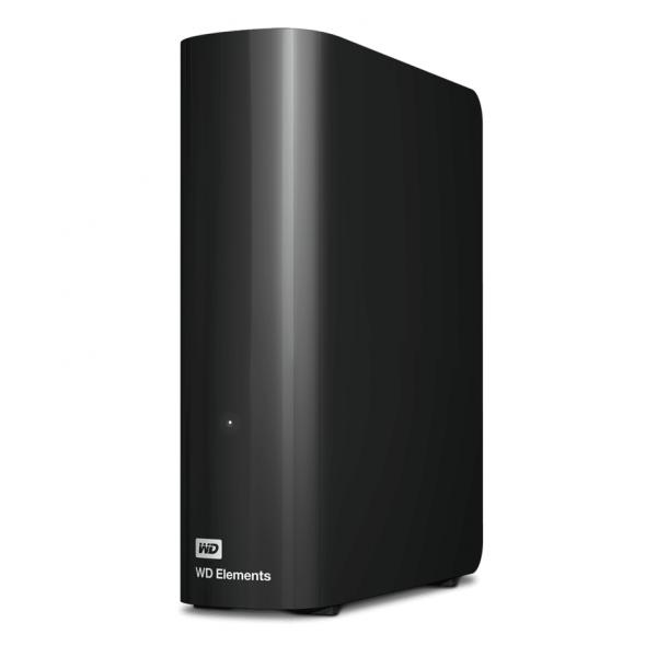 WD Elements Desktop WDBWLG0180HBK - Festplatte - 18 TB - extern (Stationär)