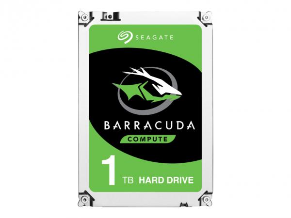 Seagate Guardian BarraCuda ST1000LM048 - Festplatte - 1 TB - intern - 2.5 in (6.4 cm)