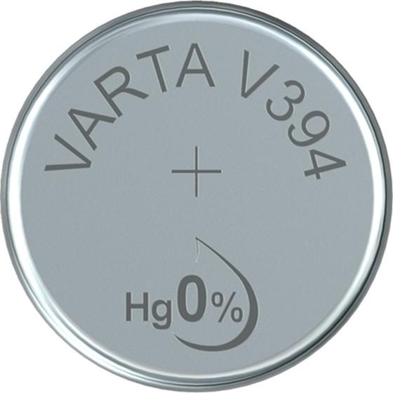 Varta V 394 - Batterie SR45 - Silberoxid - 67