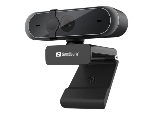 SANDBERG USB Webcam Pro - Web-Kamera - Farbe