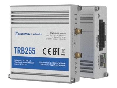 Teltonika TRB255 - Gateway - 100Mb LAN, RS-232, RS-485