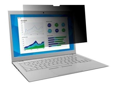 """3M Blickschutzfilter für Dell Laptops mit 12,5"""" Infinity-Display - Blickschutzfilter für Notebook -"""