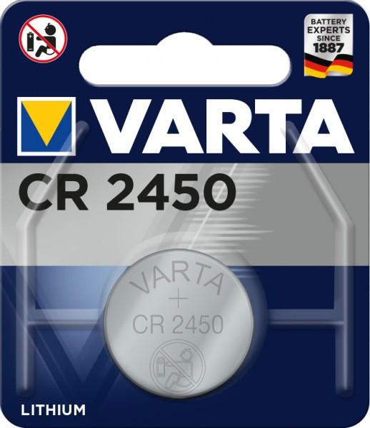 Varta Electronics - Batterie CR2450 - Li - 560