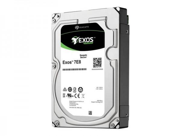 Seagate Exos 7E8 ST6000NM029A - Festplatte - 6 TB - intern - 3.5 in (8.9 cm)