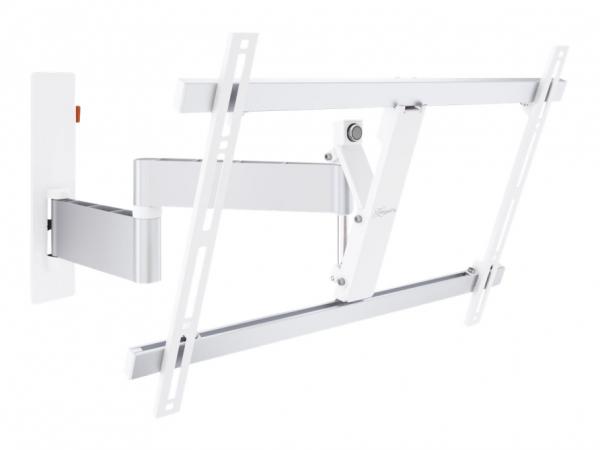 Vogel's WALL series 3345 Full-Motion - Klammer für Flachbildschirm - weiß - Bildschirmgröße: 101-165