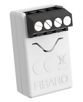 Fibaro FGBS-222 - 868.4 - 919.8 MHz - 0 - 50 m - 0 - 40 °C - Verkabelt & Kabellos - Weiß - 30 V