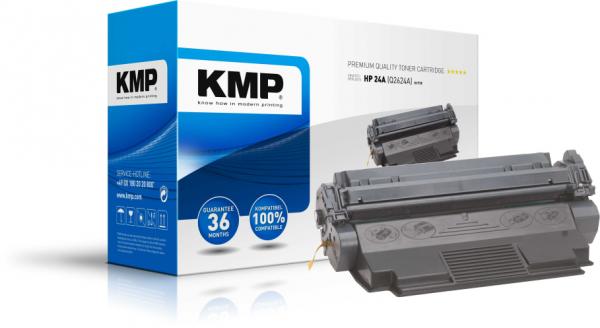 KMP Singlepack H-T19 Laserpatrone 10000Seiten Schwarz