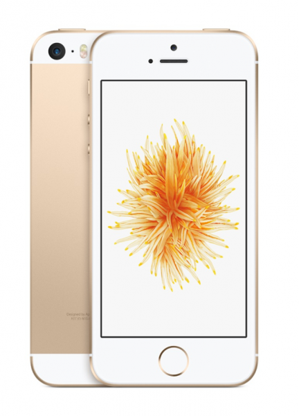 Apple iPhone SE - Smartphone - 12 MP 16 GB - Gold - Refurbished