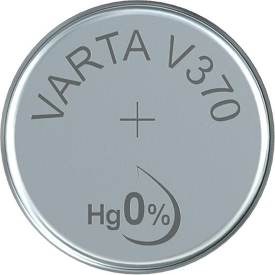 Varta V 370 - Batterie SR69 - Silberoxid - 30