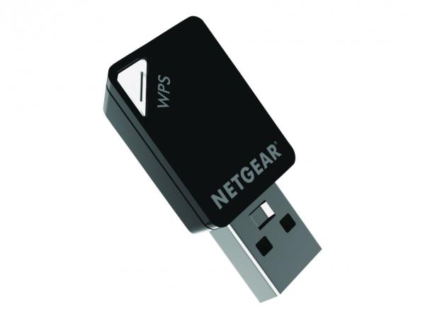 Netgear A6100 WiFi USB Mini Adapter - Netzwerkadapter